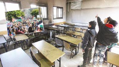 Yahudi örgütler eylemlerini artırdı! 'Yüzyılın İhaneti'ndencesaret alıp okul yaktılar