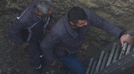 Ankara'da kaçak kazı yapılan 6 kişi yakalandı