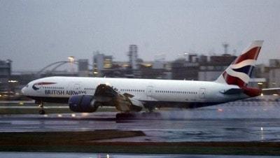 British Airways, koronavirüs nedeniyle Çin'e tüm uçuşlarını durdurdu