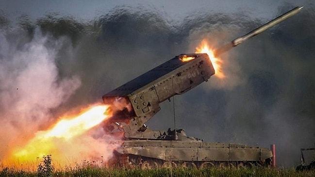 ABD'nin en çok korktuğu silah! Cehennem silahı TOS-1A Solntsepek Amerikan basınında