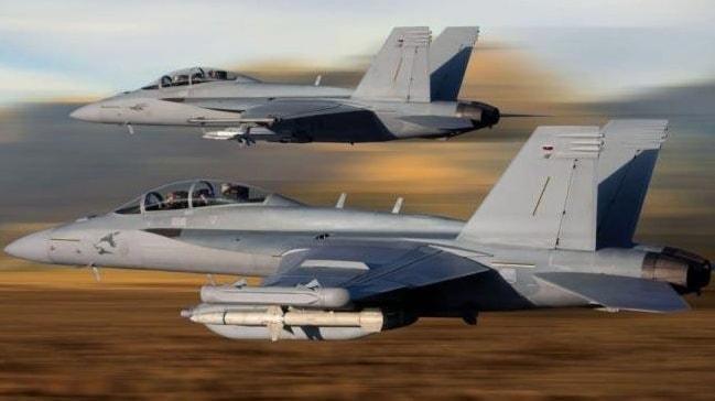 ABD'de insansız savaş uçakları başka bir uçaktan kumanda edildi
