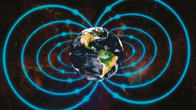 Dünyanın manyetik kutbu hızla yayılıyor