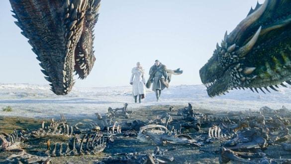 Dizinin hayranları fark etti! Game of Thrones'ta ciddi açık