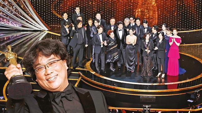 Oscar'da 'Parazit' rüzgarı