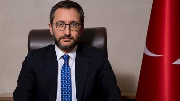 İletişim Başkanı Fahrettin Altun'dan Kılıçdaroğlu'na FETÖ'nün siyasi ayağı cevabı