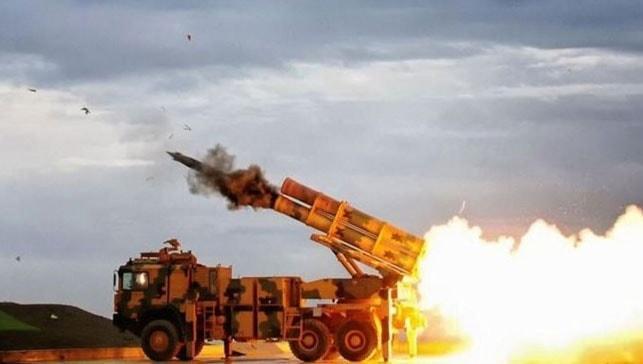 MSB: Rejim unsurlarına ait 51 hedef ateş altına alındı