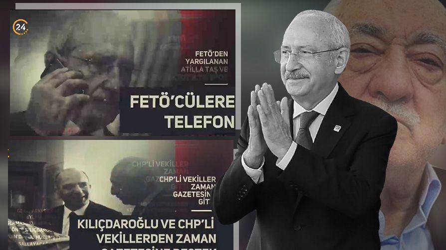 Başkan Erdoğan'dan Kılıçdaroğlu'na çok sert 'FETÖ'nün siyasi ayağı' tepkisi