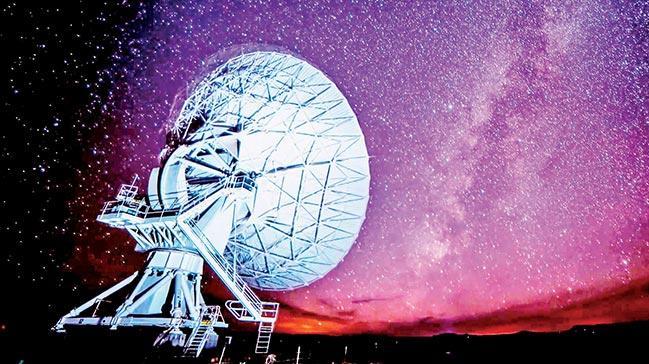 Derin uzaydanradyo sinyalleri! 16 günde bir geliyor...