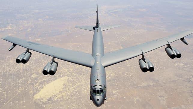 ABD, bölgede tatbikat yapan Çin'e karşı Tayvan Boğazı'na taktik bombardıman uçaklarını gönderdi
