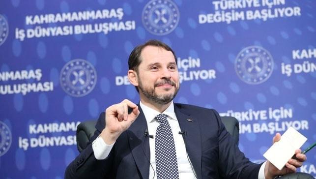 Bakan Albayrak: Sanayideki 8,6'lık artış büyümenin başladığını gösteriyor