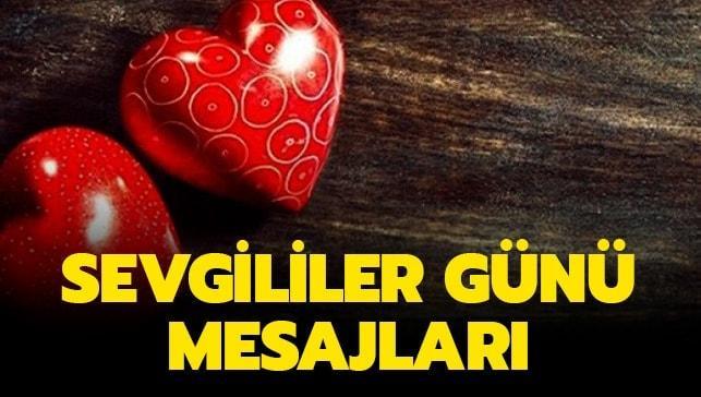 14 Şubat Sevgililer Günü mesajları sizlerle! En güzel, romantik Sevgiler Günü mesajları ve sözleri