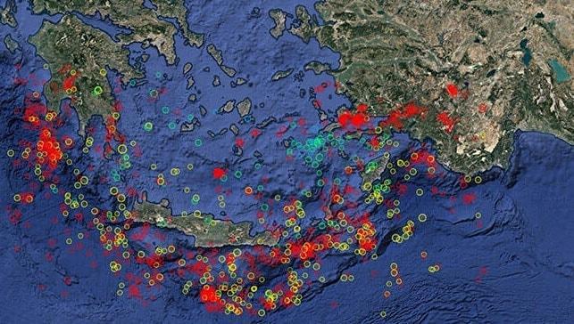 Antalya için korkutan deprem haritası: Tarihsel döngü süresini çoktan doldurdu