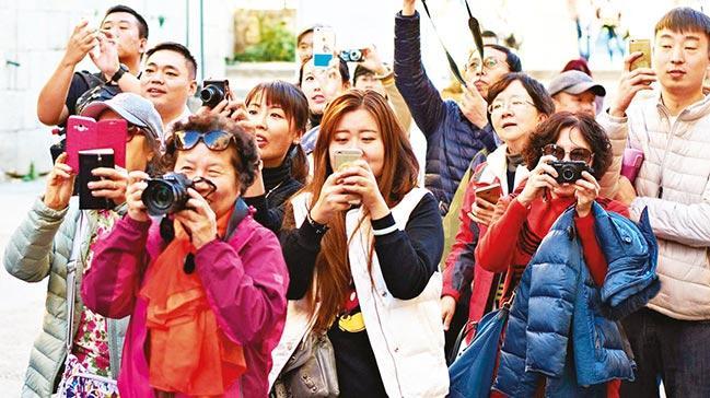 Çin turist için şubat ayı sonu beklenecek