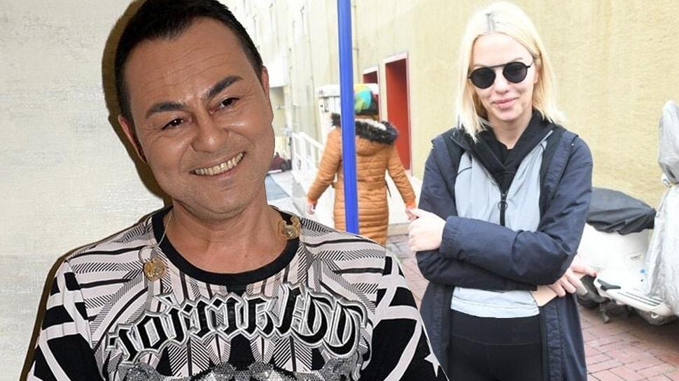 Serdar Ortaç, Seçil Gür ile aşkını ilan etti: Görüşüyoruz!