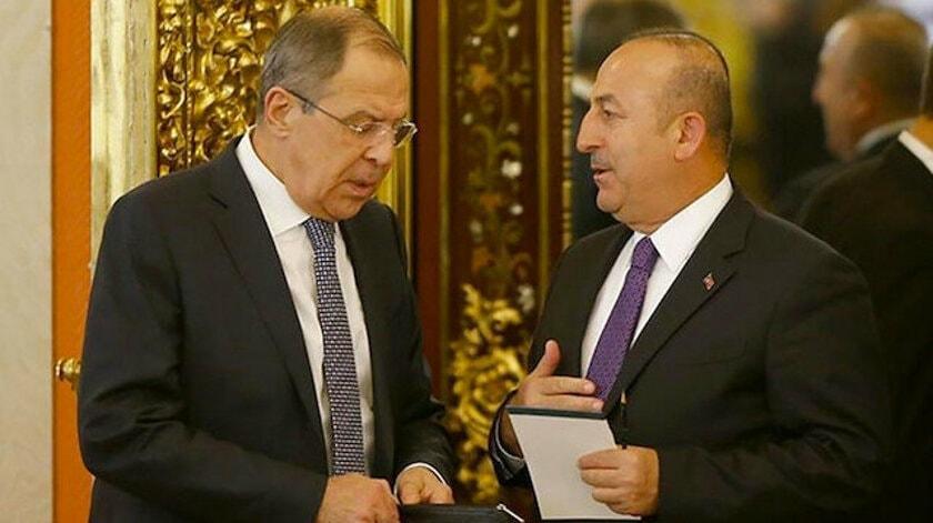 Bakan Çavuşoğlu ve Rus mevkidaşı Lavrov bir araya gelecek