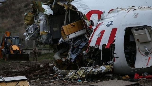Sabiha Gökçen'deki uçak kazası ile ilgili yardımcı pilotun ifadeleri ortaya çıktı