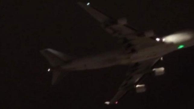 İstanbul'da dev kargo uçağına lazerli taciz: 17 bin 361 lira cezası var