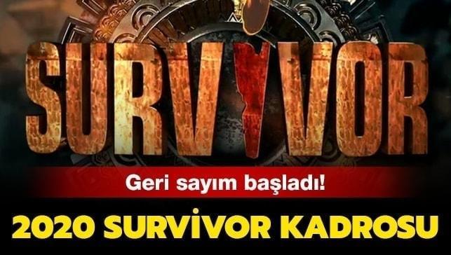 """Survivor 2020'de kimler var"""" İşte Survivor 2020 Ünlüler ve Gönüllüler yarışmacıları (kadrosu)"""