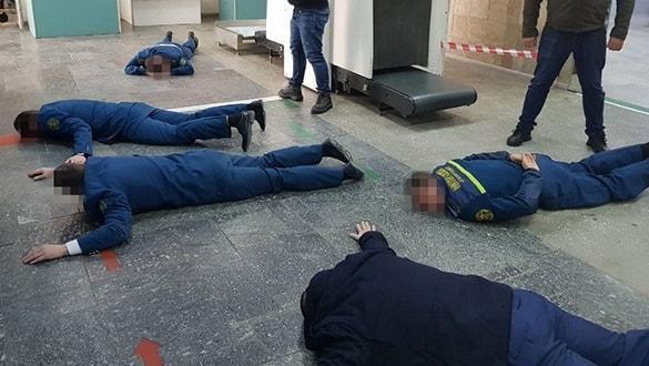 Ukrayna'da rüşvet operasyonu! Böyle yakalandılar
