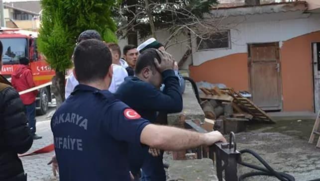 Sakarya'da büyük acı... Minik Yakup öldü, annesi ile 2 kardeşi hastanede!