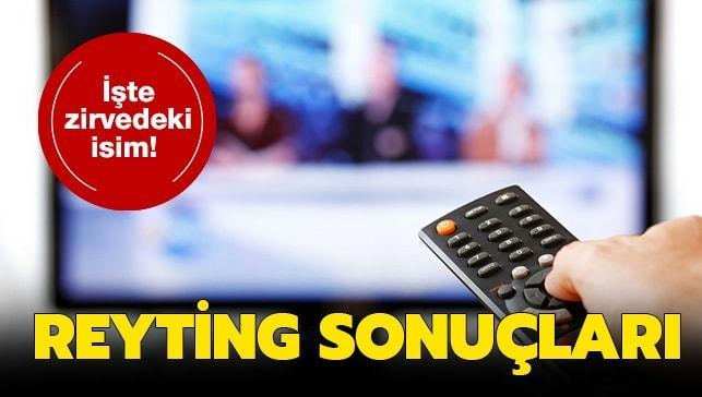 14 Şubat reyting sonuçları açıklandı! İşte Cuma Hercai, Babil, O Ses Türkiye reyting sıralamadı