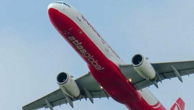 AtlasGlobal iflas başvuru yaptı, uçuşlarını durdurdu
