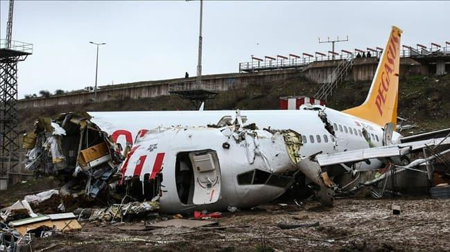 """Pegasus kazasında akla zarar ifade! Yardımcı pilot ne demek istedi"""""""