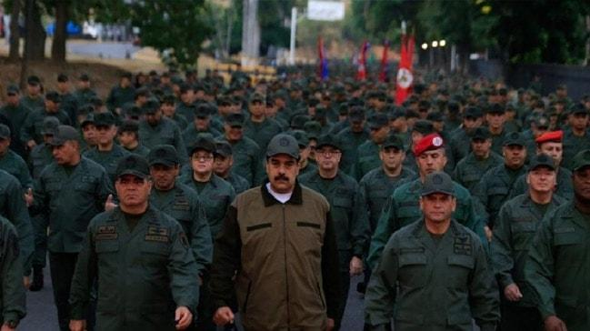 Maduro böyle duyurdu: O gün daha gelmedi