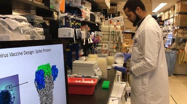 ABD'li kurum yayımladı... İşte koronavirüsün fotoğrafları