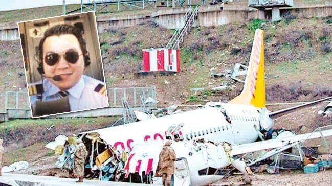 Yardımcı pilot Ferdinant Pondaag anlattı: Kule bizi 'inmeyin' diye uyarmadı