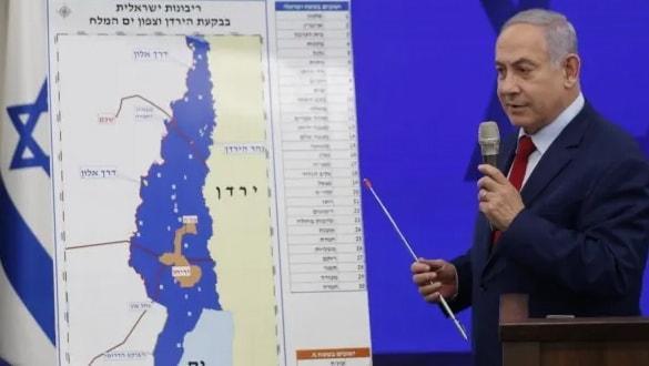İsrail'den İngiltere'ye şok talep! O topraklara da göz dikti