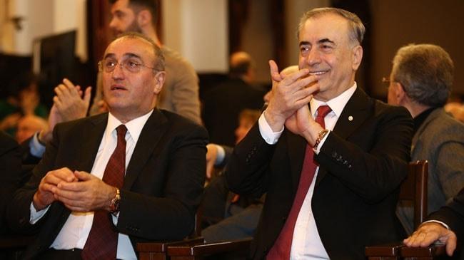 Derbi öncesi Galatasaray yönetiminden takıma doping