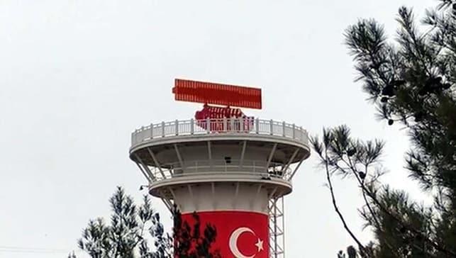 Türkiye'nin ilk sivil havacılık amaçlı yaklaşım radar sistemi Milli Gözetim Radarı'nda sona gelindi