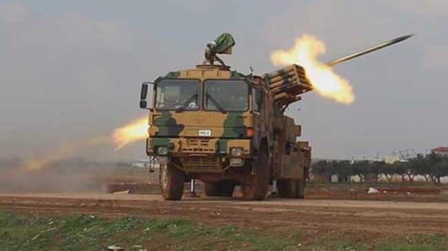 TSK Esed Rejimi güçlerine böyle karşılık verdi