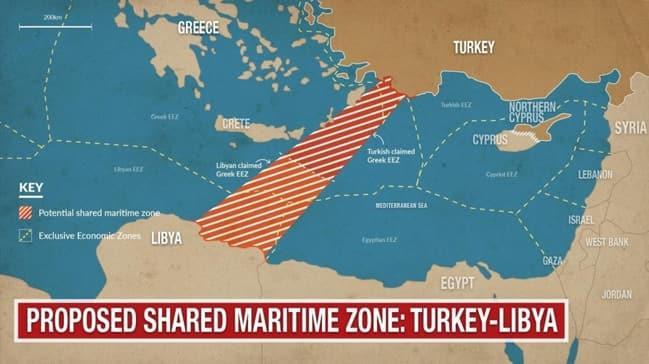 Yunan basını: BM, Türkiye ile Libya arasındaki anlaşmayı resmen yayımlayacak