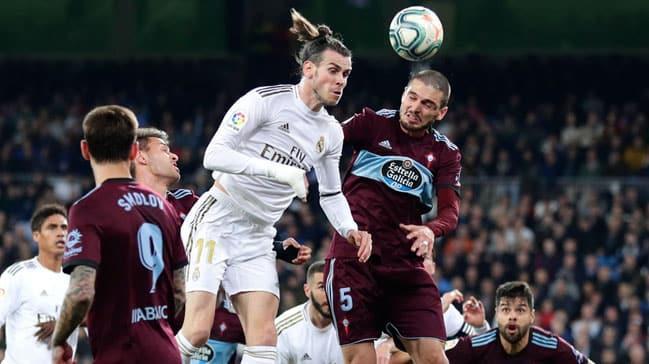 Real Madrid'den sahasında sürpriz puan kaybı