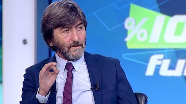 Rıdvan Dilmen: 'Şampiyonluğun tartışmasız favorisi Trabzonspor'