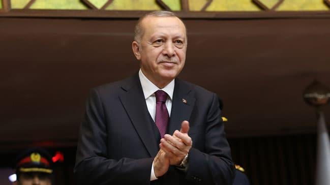 Başkan Erdoğan'dan güreşte altın madalya kazanan Süleyman Karadeniz'e tebrik