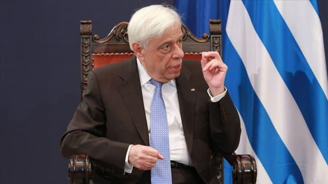 Yunan Cumhurbaşkanı Pavlopulos'tan tepki çeken sözler... Müslüman Yunan azınlık!
