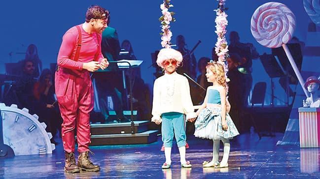 Dünyada bir ilk: Çocuk operası