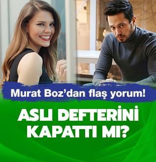 Murat Boz, Aslı Enver defterini kapattı mı?