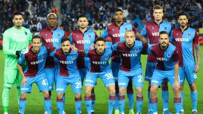 Trabzonspor'da şampiyonluk alameti! O sezonu yakaladılar..