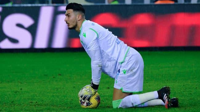 Trabzonspor'un yıldızı Uğurcan Çakır'a dev talip