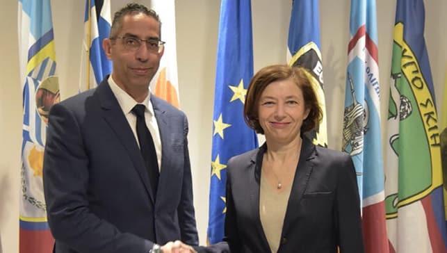 Fransa'dan küstah açıklama: Rumlarla askeri ilişkileri güçlendireceğiz