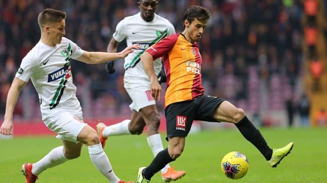 Galatasaray'a derbi öncesi Marcelo Saracchi müjdesi