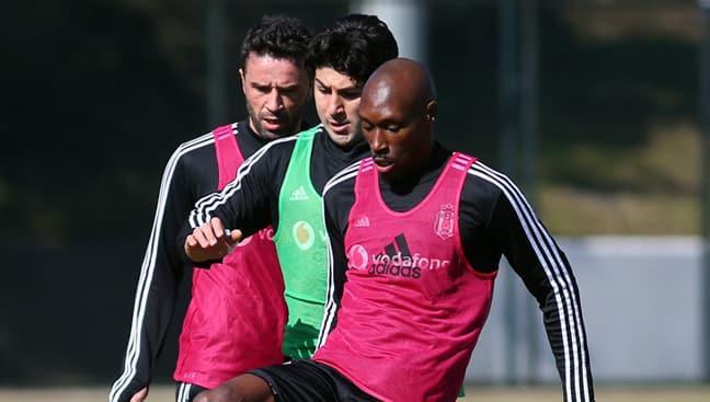 Beşiktaş'ta Adem Ljajic idmana katılmadı