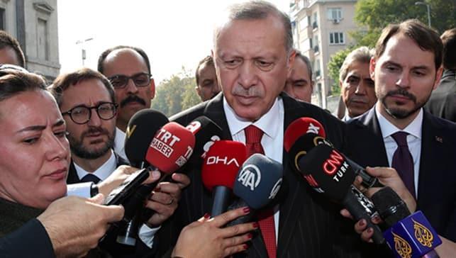 Başkan Erdoğan'dan Kavala tahliyesiyle ilk yorum: Saygı duymak lazım