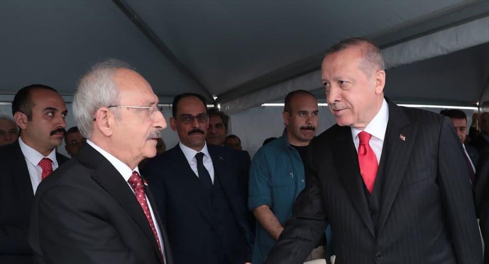 Başkan Erdoğan, Kılıçdaroğlu'ndan 15 bin lira manevi tazminat kazandı