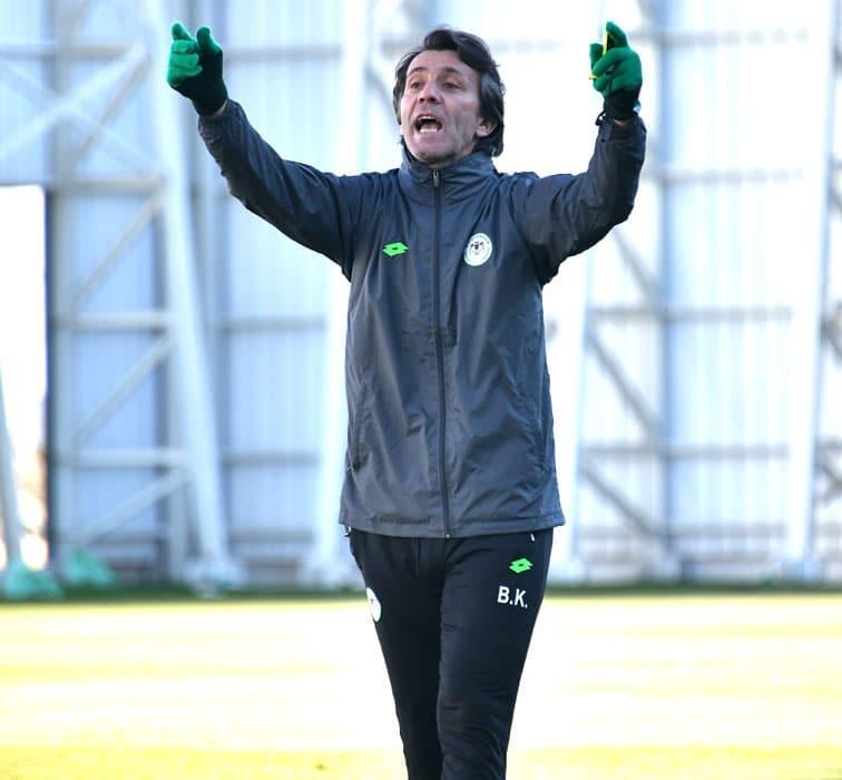 Bülent Korkmaz: 'Maçları kazanmanız için yürek lazım'