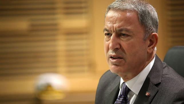 Milli Savunma Bakanı Akar: Gözlem noktalarına bir saldırı olursa misliyle karşılık verilecek